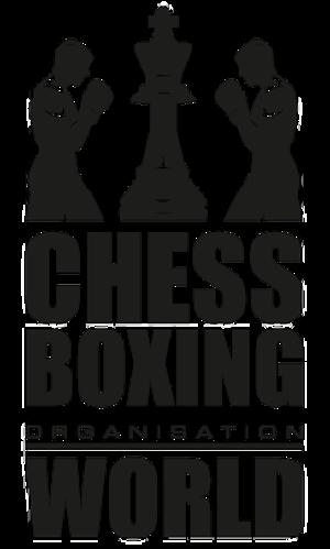 World Chess Boxing Organisation - Image: Logo wcbo 170px