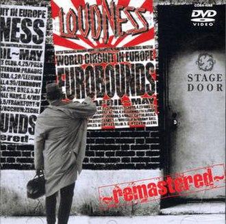 Eurobounds - Image: Loudness eurobounds DVD