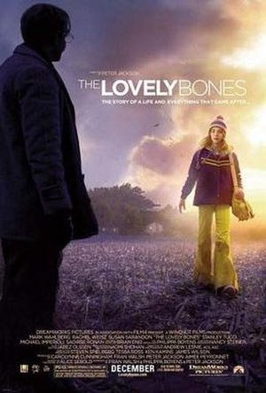 The Lovely Bones (film) - Theatrical release poster