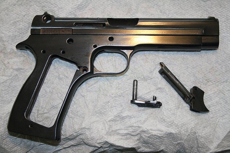 G96 Gun Blue - adding patina to metal [Archive] - Sawmill
