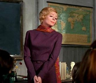 Jean Brodie - Maggie Smith as the title character in the film adaptation of The Prime of Miss Jean Brodie