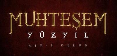 Picture of a TV show: Muhteşem Yüzyıl