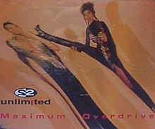 2 Unlimited — Maximum Overdrive (studio acapella)