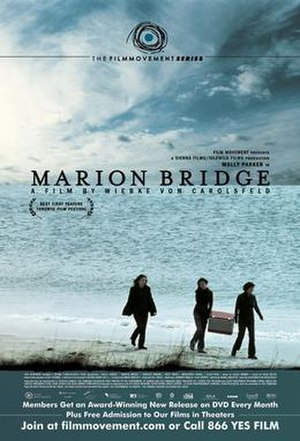 Marion Bridge (film) - Theatrical release poster