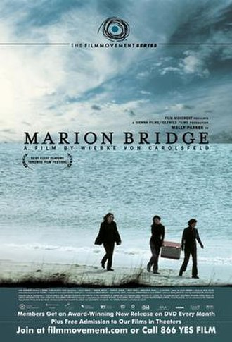 Marion Bridge (film) - Theatrical release poster