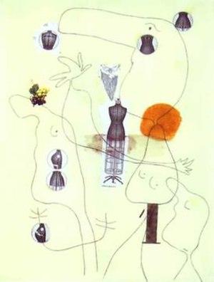 Metamorphosis (Miró) - Image: Meatmorphose