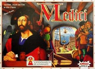 Medici (board game) German-style board game