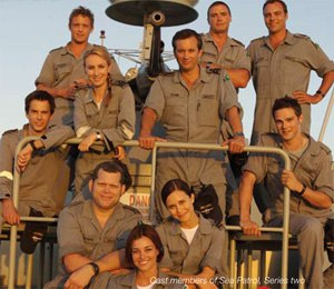 Sea Patrol - 2008 Sea Patrol cast