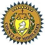 Seal of Middlesex County, New Jersey