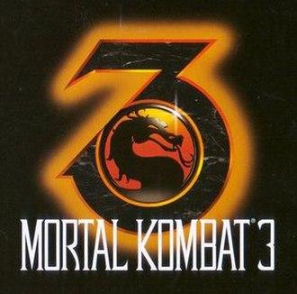 Mortal Kombat 3 - Image: Mortal Kombat 3 cover