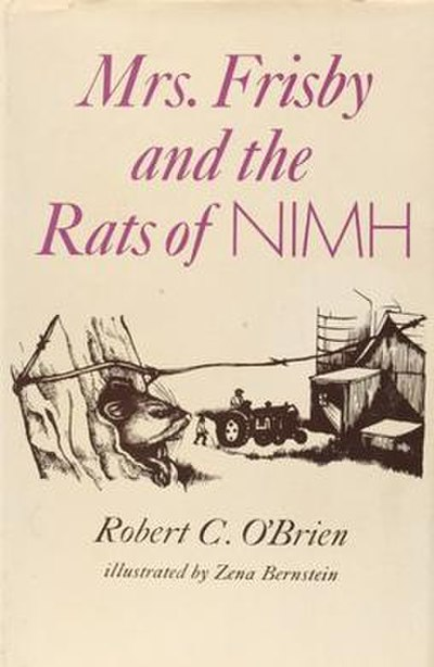 Picture of a book: Mrs. Frisby And The Rats Of Nimh