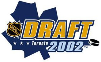 2002 NHL Entry Draft - Image: NHL 2002 Draft Toronto