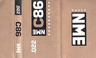 <i>C86</i> 1986 compilation album by various artists