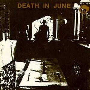 Nada! - Image: Nada! (Death in June album cover art)