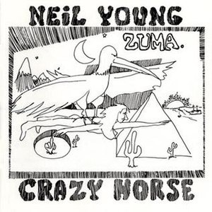 Zuma (album) - Image: Neil Young Zuma