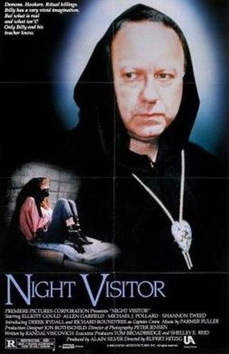 Night Visitor - Image: Night Visitor Film Poster