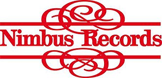 Nimbus Records - Image: Nimbus Records Logo Red and White