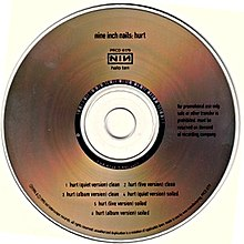 Nine Inch Nails - Hurt Halo Ten CD cover.jpeg