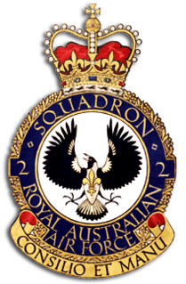 No. 2 Squadron RAAF Royal Australian Air Force airborne early warning and control squadron