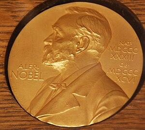 Peace Testimony - Image: Nobel Prize 2