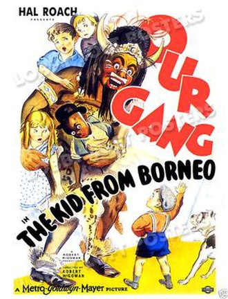The Kid from Borneo - Image: OURGAN Gkidfromboreo