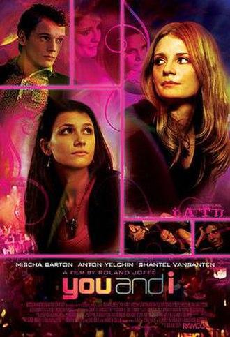 You and I (2011 film) - Image: Onesheet 600