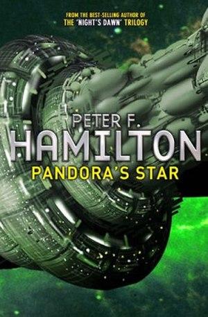 Commonwealth Saga - Image: Pandora's Star