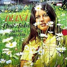 Diana: Paul Anka Sings His Greatest Hits httpsuploadwikimediaorgwikipediaenthumb9