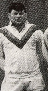 Peter Flanagan GB & England international rugby league footballer