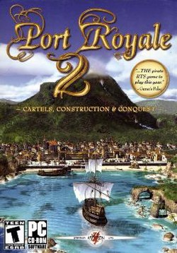 Port Royale 2 Cover.jpg
