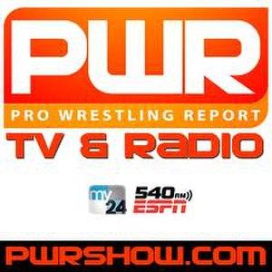 Pro Wrestling Report - Image: Pro Wrestling Report Logo
