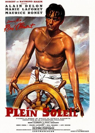Purple Noon - Official US poster