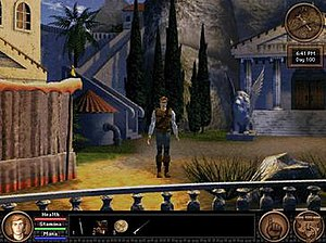 Quest for Glory V: Dragon Fire - Silmaria Marketplace