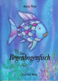 <i>The Rainbow Fish</i> Swiss book and television series