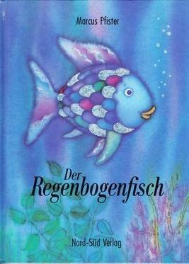 Rainbow fish original cover