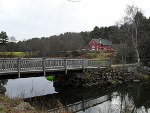 Uxbridge, Massachusetts - Blackstone River and Canal Heritage State Park