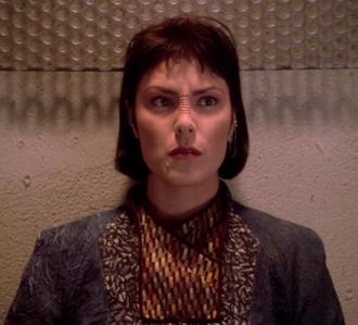 Bajoran - Ro Laren in 2370