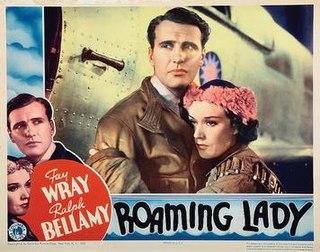 <i>Roaming Lady</i> 1936 film by Albert S. Rogell
