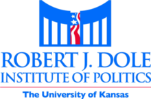 Robert J. Dole Institute of Politics logo.png
