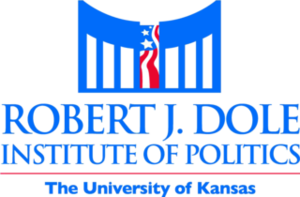Robert J. Dole Institute of Politics - Image: Robert J. Dole Institute of Politics logo