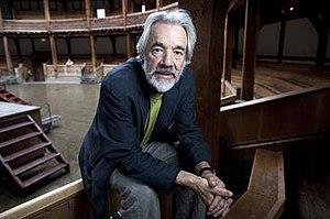 Roger Lloyd-Pack - Lloyd-Pack in 2013 at the Shakespeare's Globe