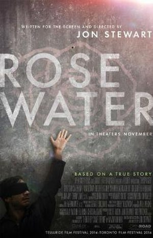 Rosewater (film) - Theatrical release poster
