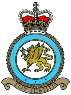 service police branch of the Royal Air Force