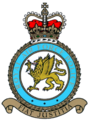 Royal Air Force Police crest.png