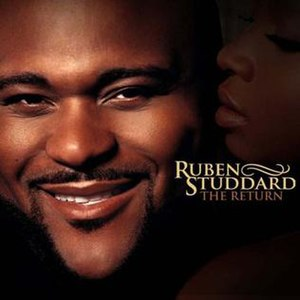 The Return (Ruben Studdard album) - Image: Ruben returnme