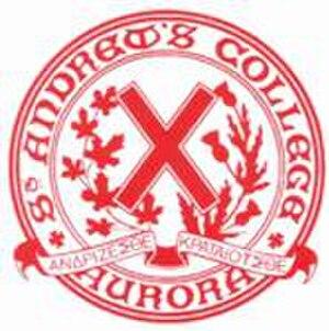 St. Andrew's College, Aurora