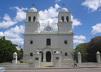 Religion in Uruguay - San Carlos Borromeo, Uruguay's oldest church, is located in San Carlos, Maldonado Department.