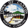 Official seal of Canton, North Carolina