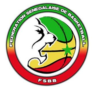 Senegal national basketball team - Image: Senegal B Ball Fed
