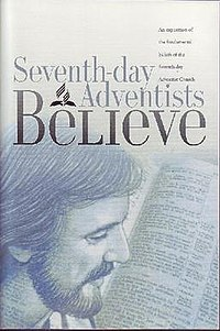 28 fundamental beliefs wikipedia seventh day adventists believe 2nd edition 2005 official publication explaining the fundamental beliefs of the seventh day adventist church fandeluxe Image collections